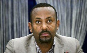 Etiópia: Primeiro-ministro dá ordem ao exército para avançar sobre Tigray