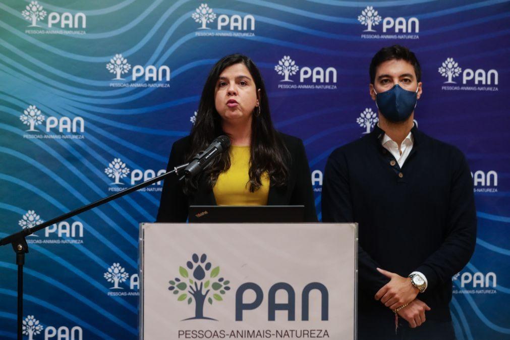OE2021: PAN abstém-se e garante aprovação da proposta do Governo