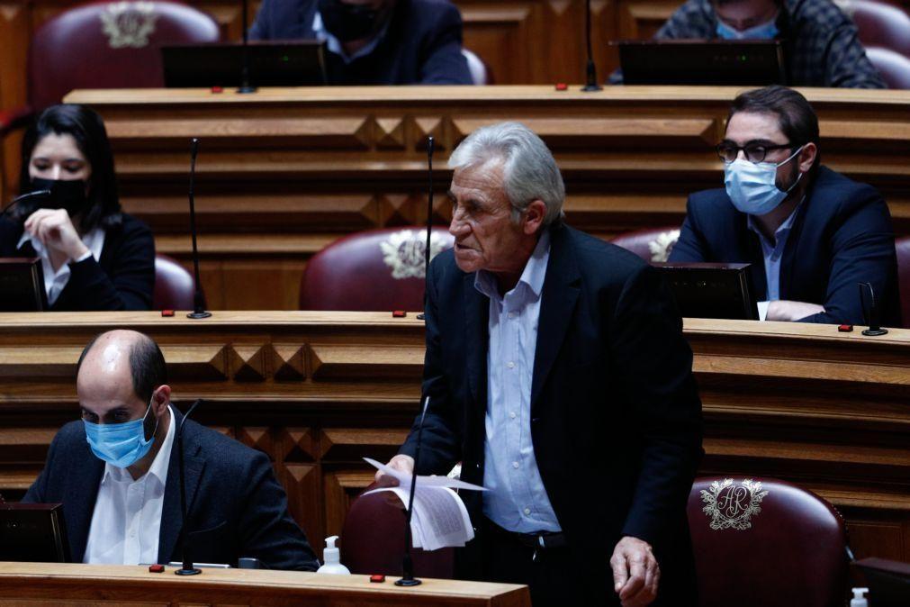 OE2021: PCP abstém-se mas avisa crise exige mais medidas, como aumento de salários