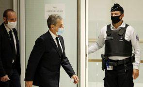 Processo por corrupção do ex-PR Nicolas Sarkozy será retomado segunda-feira