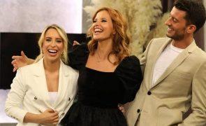 Cristina Ferreira afasta Ruben Rua e Helena Coelho da antena da TVI