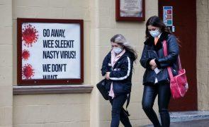 Covid-19: Reino Unido regista 498 mortes, menos 200 do que na véspera