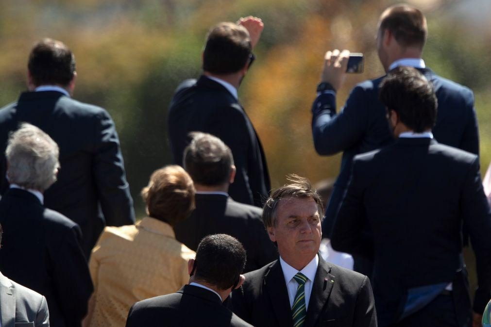 Bolsonaro abdica de depor em inquérito sobre alegada interferência na Polícia Federal