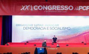 Jerónimo de Sousa abre hoje primeiro dia de trabalhos do congresso do PCP