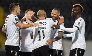 Vitória de Guimarães tenta igualar FC Porto, Famalicão olha para o quinto lugar