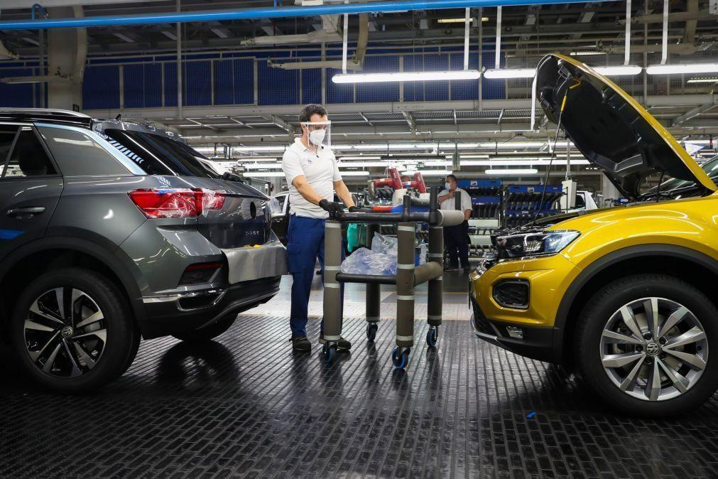 Autoeuropa anuncia quebra de produção de 25% em 2020