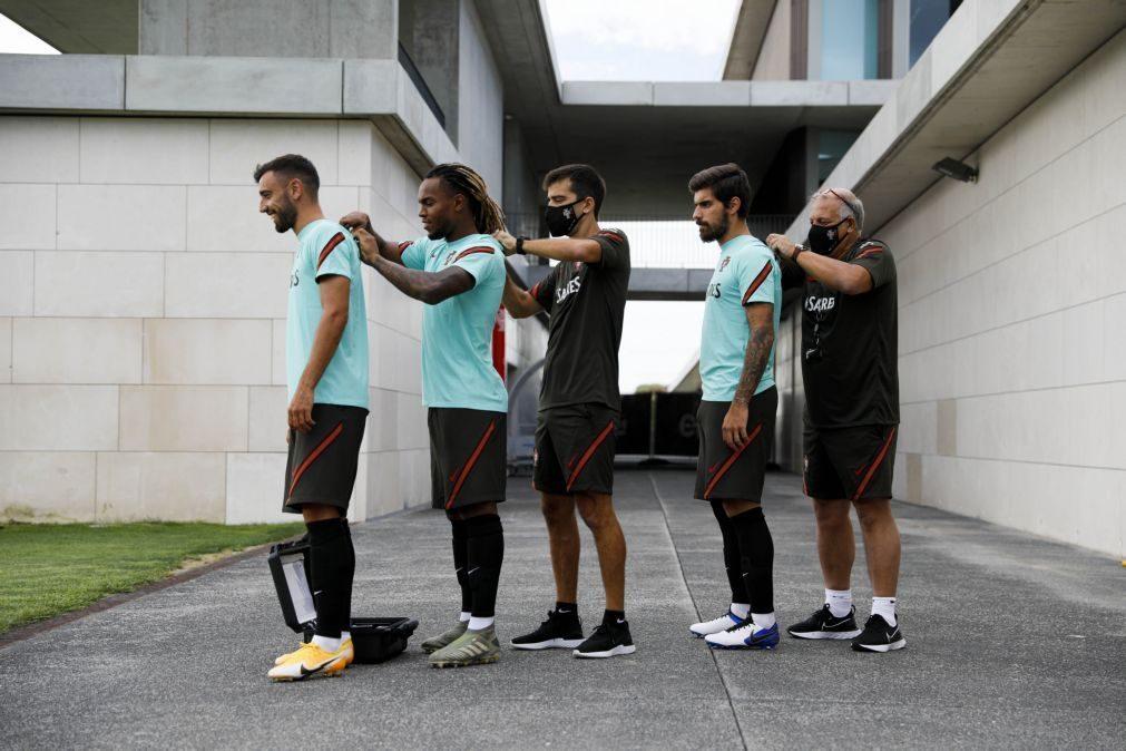 Portugal mantém quinto lugar no ranking da FIFA, Itália regressa ao 'top-10'