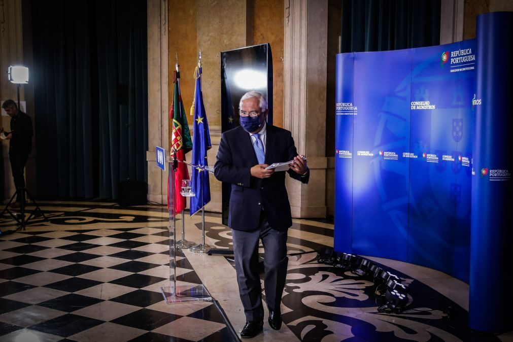 UE/Presidência: Costa discute prioridades com líderes do PE em 02 de dezembro