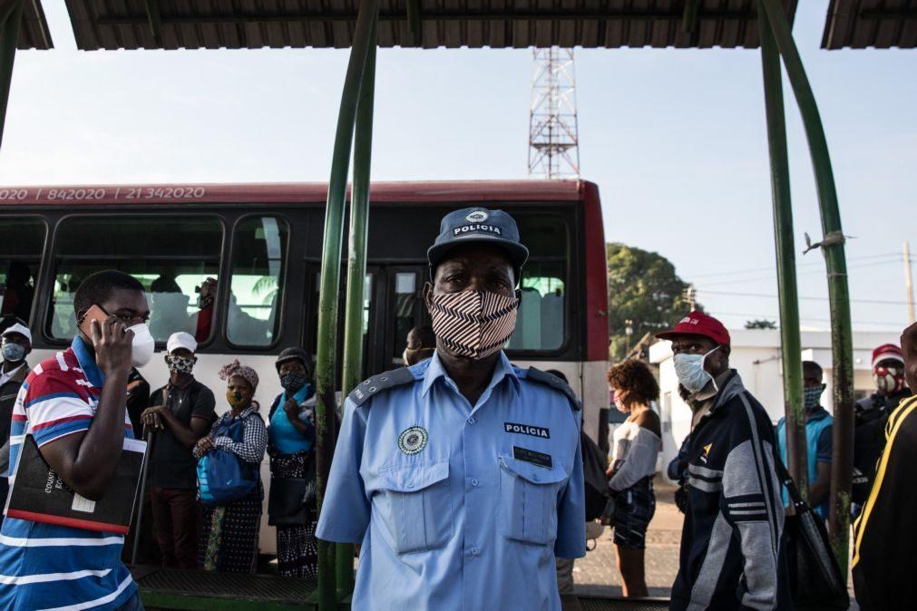Covid-19: Moçambique regista mais 39 casos e eleva total para 15.506