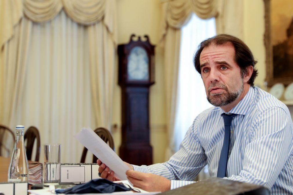 OE2021:Líder do PSD/Madeira responsabilizou-se por episódio dos 3 deputados da região