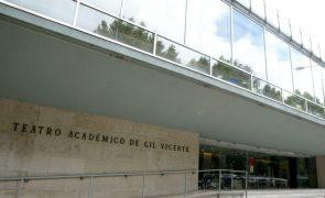 Teatro Académico de Gil Vicente em Coimbra com três criações que cruzam diferentes artes