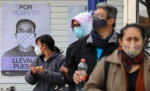 Covid-19: México regista 631 mortos nas últimas 24 horas