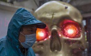 Covid-19: China soma seis casos oriundos do exterior