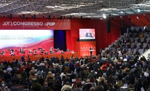 PCP/Congresso: Comunistas elegem novos órgãos de direção no segundo dia de trabalhos