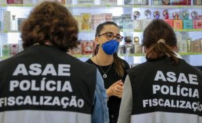 ASAE apreendeu 228.000 artigos contrafeitos no valor de 1,5 milhões de euros
