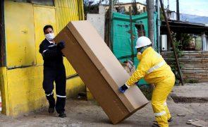 Covid-19: Mais de 1,44 milhões de mortos desde o início da pandemia