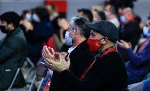 PCP defende-se das críticas ao congresso com