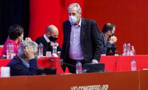 Novo comité central do PCP eleito com 98,5%