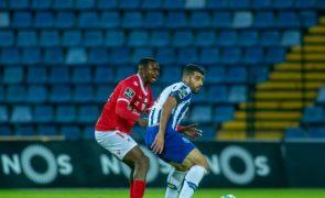 FC Porto vence nos Açores e sobe provisoriamente ao segundo lugar da I Liga [veja o golo]