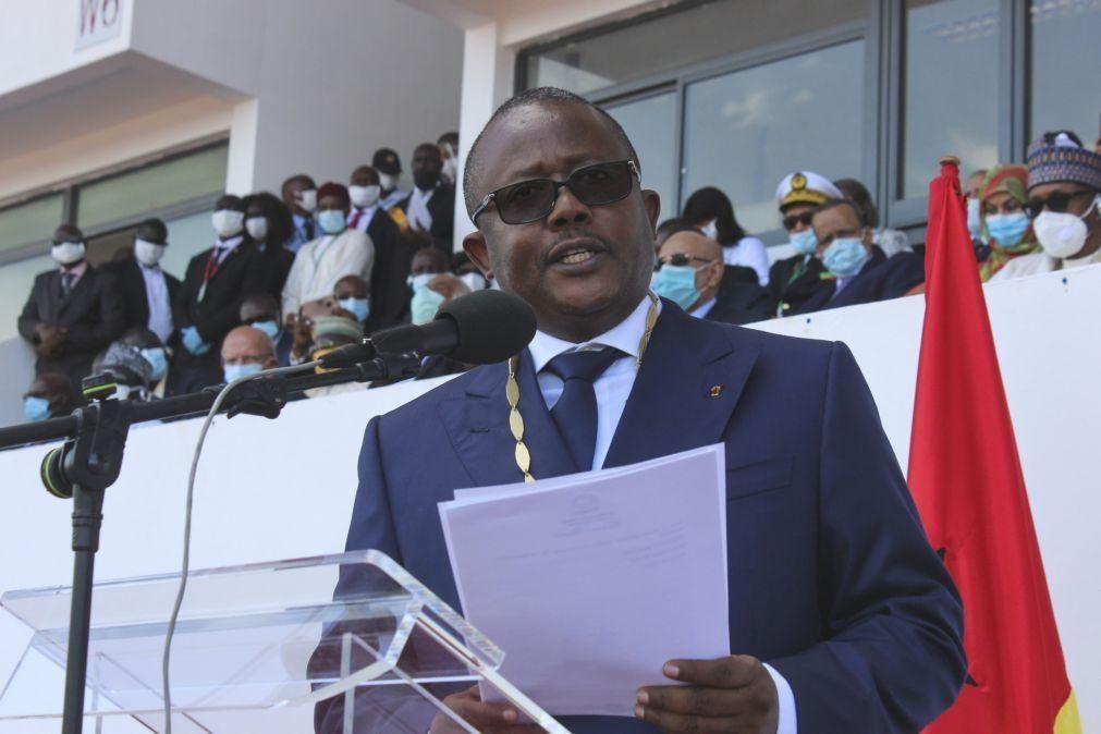 Presidente da Guiné-Bissau exige fim de casamento precoce: