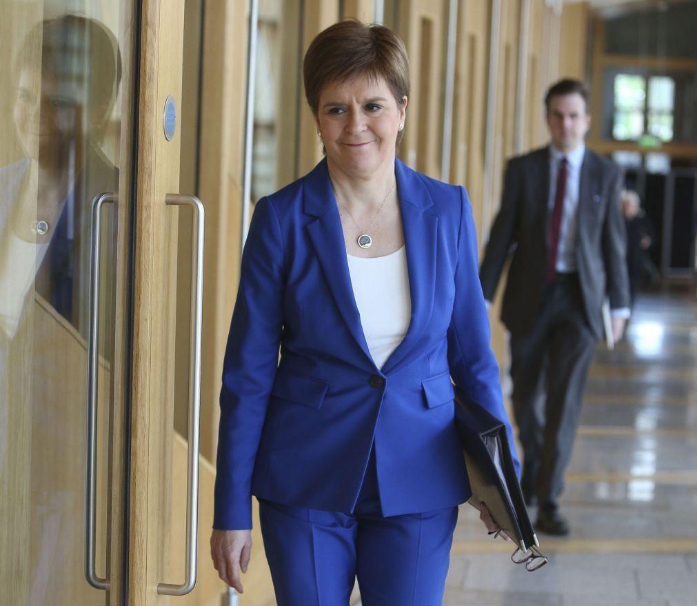 PM da Escócia diz que país está preparado para ter lugar na família dos independentes