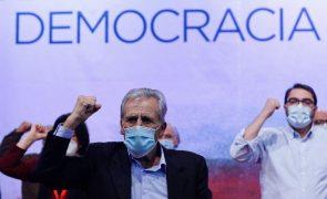 Comunistas encerram hoje congresso nacional em Loures