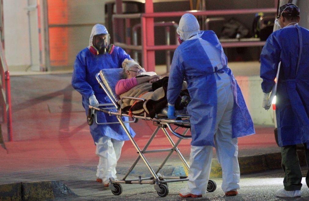 Covid-19: México regista 586  mortos nas últimas 24 horas