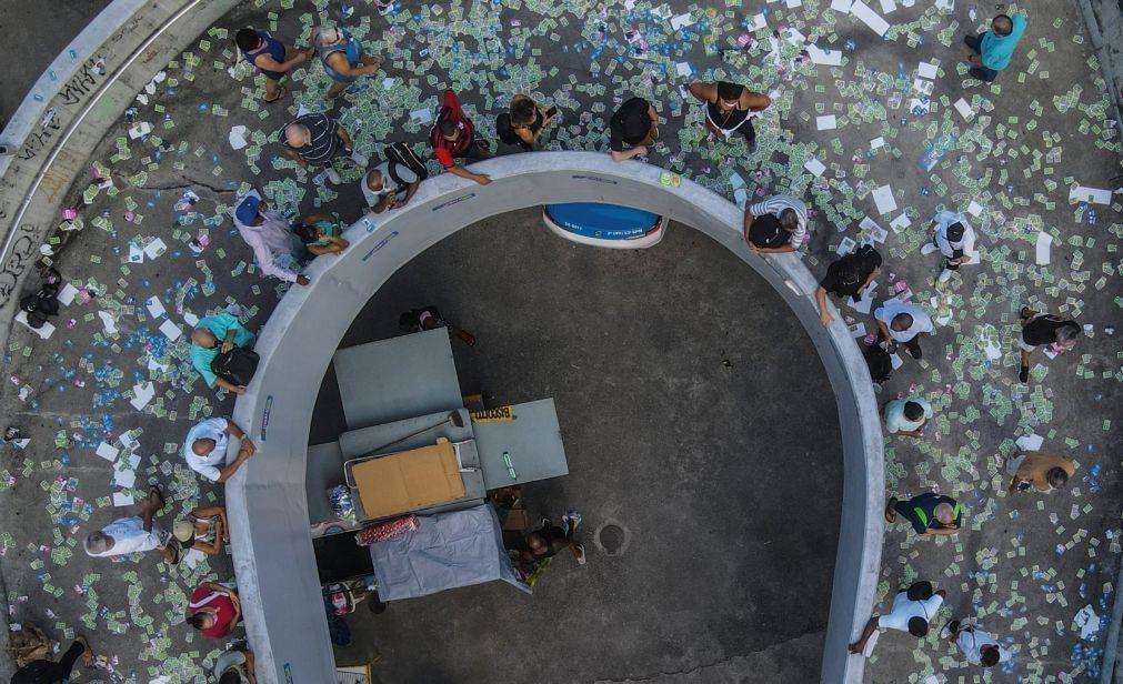 Brasil realiza segunda volta das autárquicas em 57 cidades