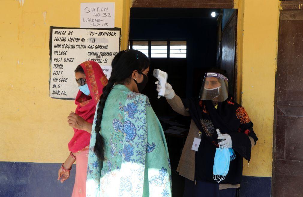 Covid-19: Índia com 496  mortos e 41.810 casos nas últimas 24 horas