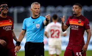 LC: Árbitro holandês Björn Kuipers dirige FC Porto-Manchester City