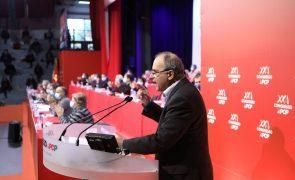 PCP/Congresso: Francisco Lopes afirma que covid-19 é pretexto para