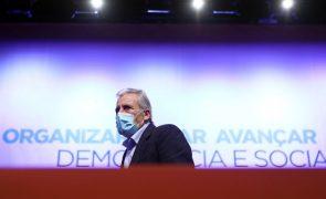 PCP/Congresso: Alternativa de esquerda