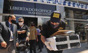 Casa e consultório do médico de Diego Maradona alvo de buscas