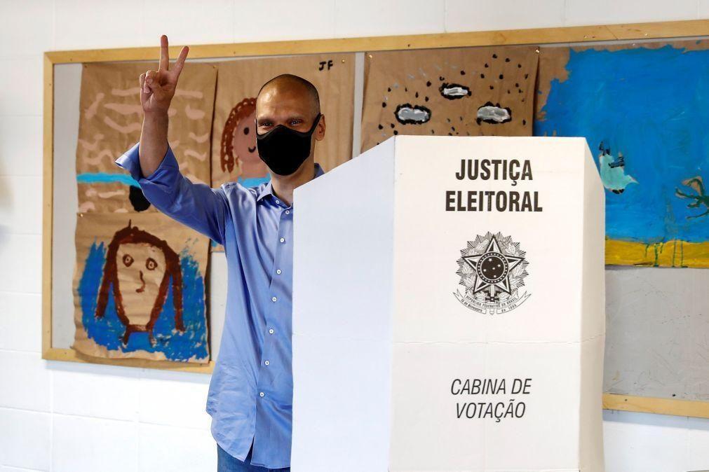 Bruno Covas é reeleito prefeito da maior cidade do Brasil