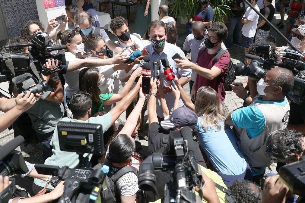 Eduardo Paes eleito prefeito do Rio de Janeiro pela terceira vez