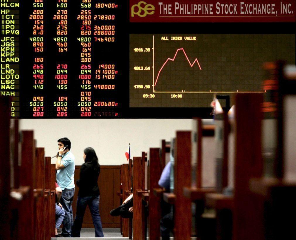 Bolsa de Xangai abriu a subir 0,29%