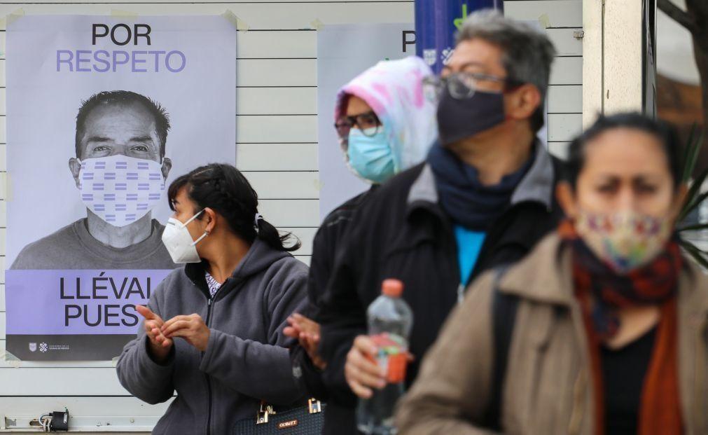 Covid-19: México com quase 200 mortos e mais de seis mil casos em 24 horas