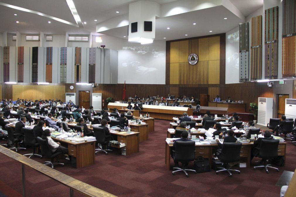 Primeiro-ministro timorense justifica recurso adicional ao Fundo Petrolífero com recessão