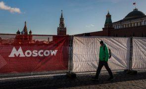 Covid-19: Rússia regista mais de 26.000 casos pelo quarto dia consecutivo