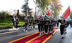 Irão diz que cientista nuclear foi assassinado remotamente por Israel