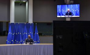 UE convida Joe Biden para cimeira presencial durante presidência portuguesa