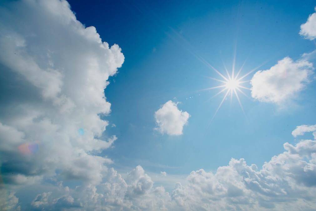 Meteorologia: Previsão do tempo para terça-feira, 1 de dezembro