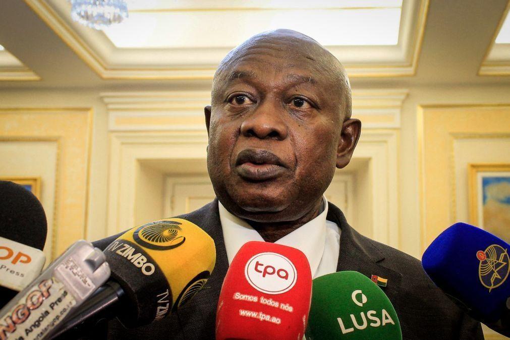 Presidente do parlamento guineense estranha nomeação de vice-primeiro-ministro