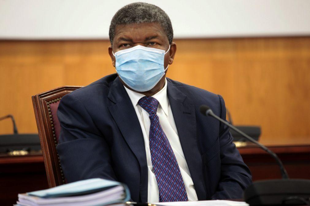 Presidente da República de Angola aprova crédito adicional de 3,4 ME para