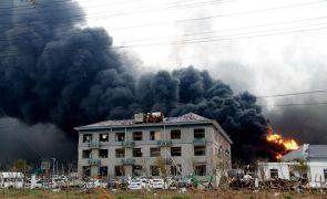 China: 53 pessoas condenadas a prisão por catástrofe química ocorrida em 2019