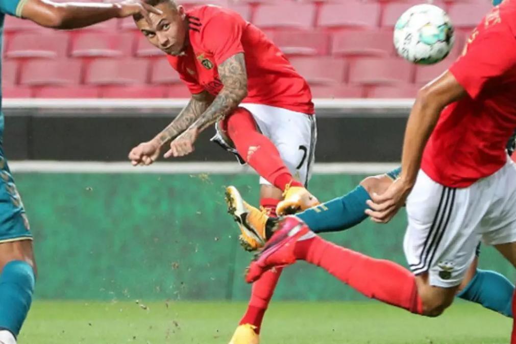 Benfica poderia comprar plantel inteiro do Marítimo pelo valor de Cebolinha e ainda sobrava