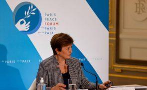 Covid-19: Economia da zona euro precisa de mais apoio com segunda vaga