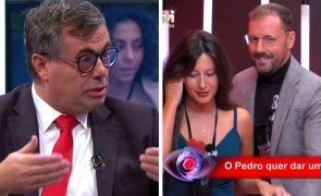 Quintino Aires ataca Sofia: