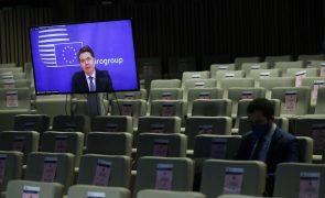 Eurogrupo chega a acordo sobre reforma do MEE e 'backstop' para Fundo Único de Resolução
