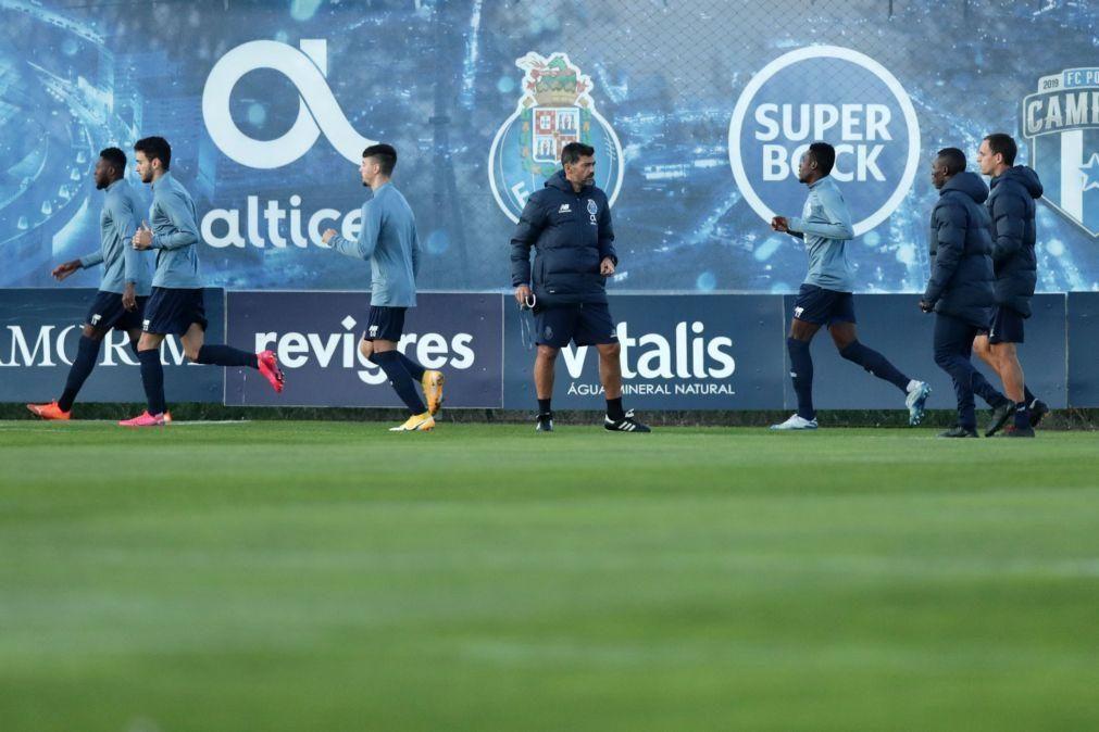 Sérgio Conceição quer FC Porto a repetir